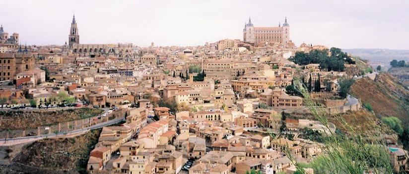 Toledo vista panoramica