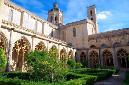 Monasterio Santes Creus