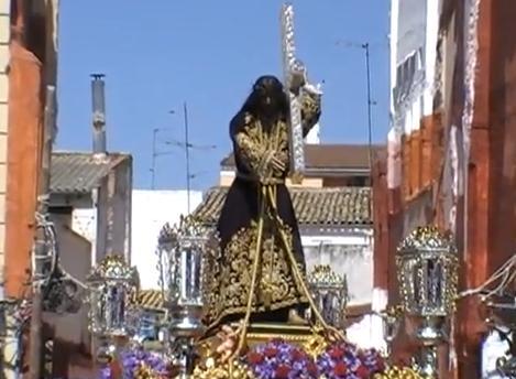 Procesión en Cabra, Córdoba