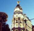 Calle Alcalá de Madrid