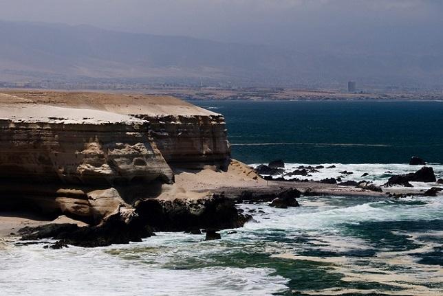 Antofagasta, paisaje costero